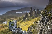 The Old Man of Storr - Isle of Skye Hebrides Scotland