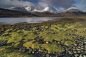 Loch Slapin and Cuillins of Skye - Hebrides Scotland